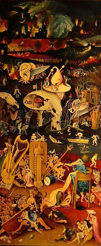 Lectio divina evangelio del domingo xxvi del tiempo ordinario ciclo b 30 de septiembre de - Jardin infierno ...