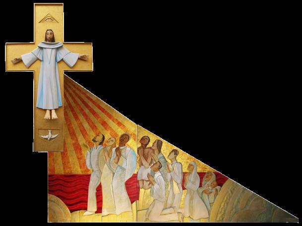 bienaventurados y cristo